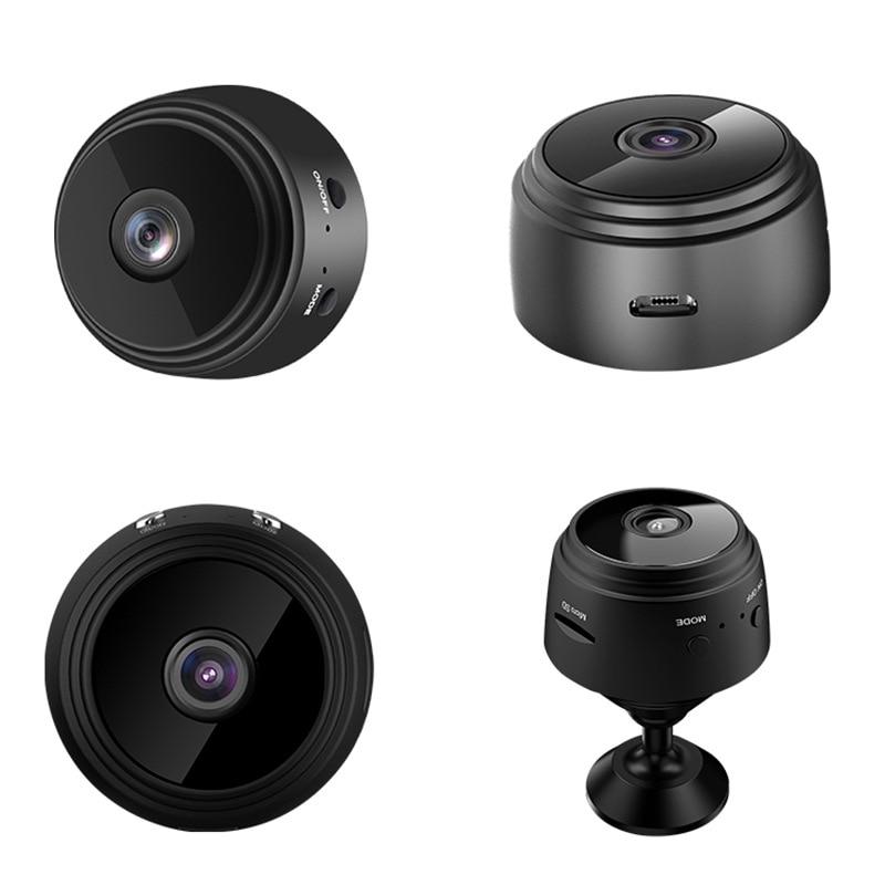A9 Security Camera High-Definition Licht Nachtzicht 1080P Camera Voor Home Surveillance Camera Met Wifi 2