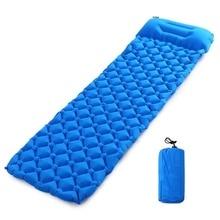 Надувной матрас для кемпинга, пляжа, пикника, коврик, подушка, одеяло, спальный диван, коврик для улицы, для пешего туризма, надувной матрас
