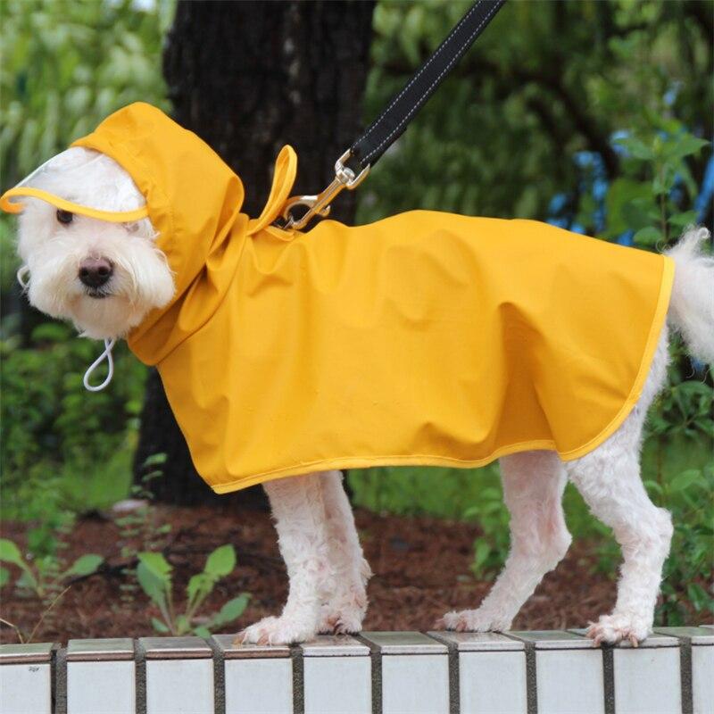 Dog Raincoat  (9)