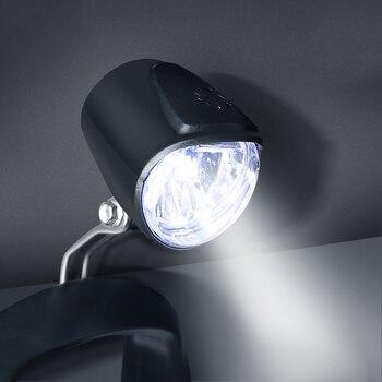Яркий велосипед фара горный велосипед светодиодный фонарь электрический для Bafang среднемоторный привод аксессуары для велосипедов и горны...