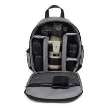 Multi functional Digital Camera Backpack Bag DSLR Camera Bag Photo Waterproof Outdoor Camera Bag For Cameras Lens Tripods
