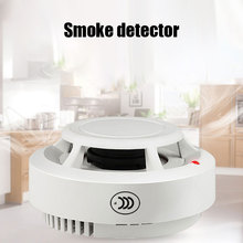 High Sensitive Alarm Smoke Detector Home Security Wireless Stable Independentm Sensor Fire Equipment