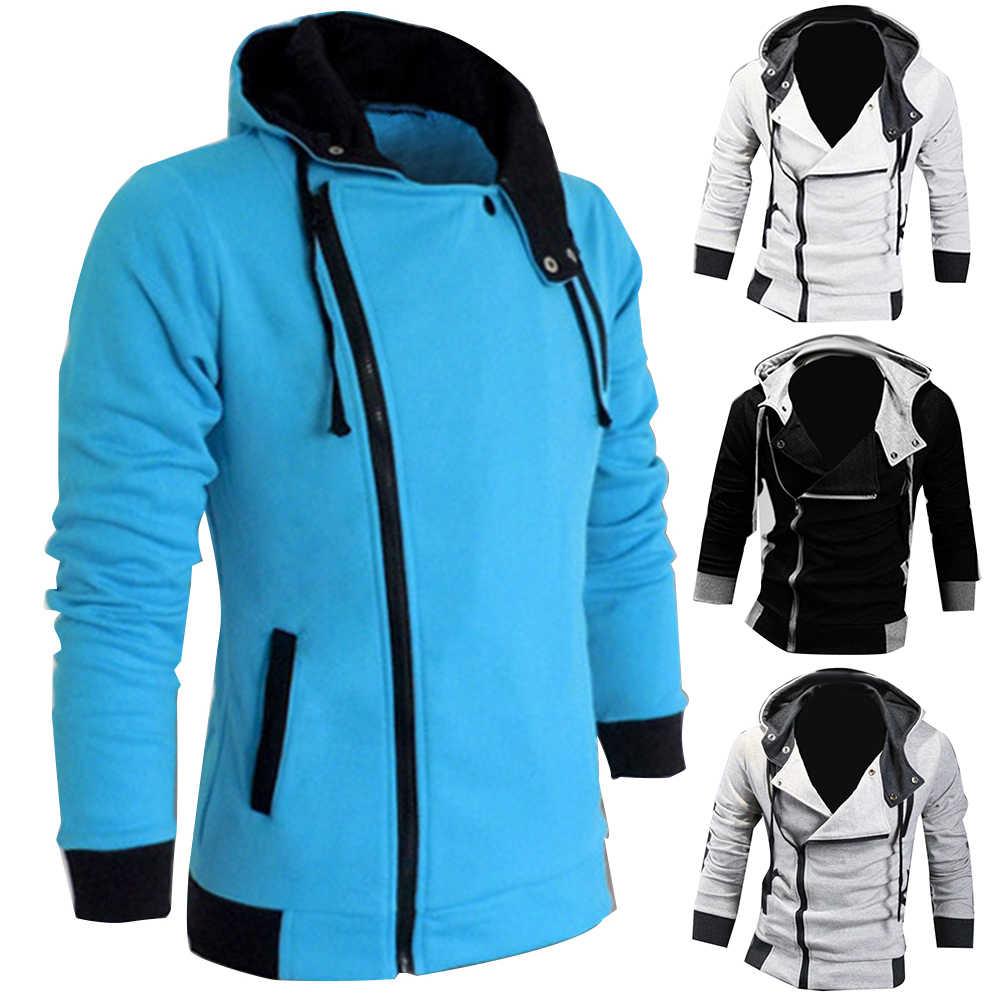 Chaquetas de hombre primavera otoño Casual abrigos de Color sólido para hombres ropa deportiva Collar Slim chaquetas hombre Bomberred chaquetas куртка мужс