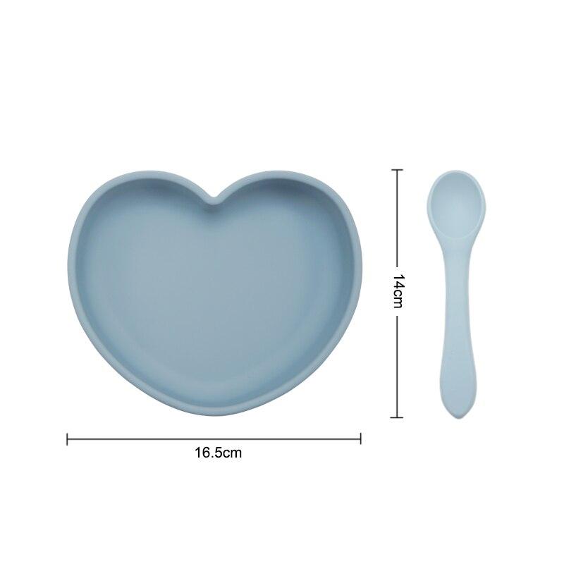 jantar colher de silicone talheres para criancas 03