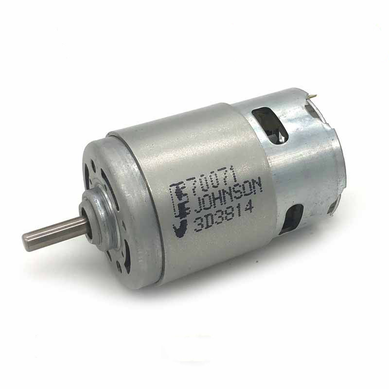 Johnson 775 DC Motor 12V-36V 14000-24000 RPM Ball Bearing Large Torque High Power Low Noise Hot Sale Electronic Component Motor