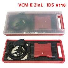 VCM2 2 in 1 for Ford IDS V116 and for Mazda IDS V116 Diagnostic Tool VCM II vxdiag multi 4 in 1 diagnostic tool allscanner for toyota ford mazda