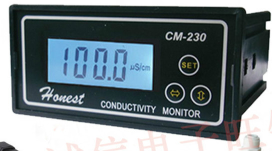 Conductivity Tester CM-230KA With (4-20 MA) Isolated Current Alarm Function