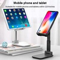Katlanabilir masaüstü Tablet standı 2 in 1 10W hızlı kablosuz şarj braketi evrensel telefon tutucu ayarlanabilir Tablet standı tutucu