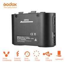 Godox BT5800 بطارية 5800mAH الخارجية فلاش الطاقة النسخ الاحتياطي ملء سريع الناتج البطارية ل LED و USB ميناء لإمدادات الطاقة PB960