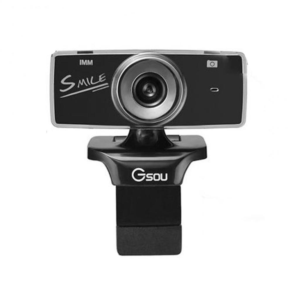 B18S Webcam 1080p USB Free Drive Webcam Desktop Computer Web Camera With Microphone For Computer PC Laptop Web cam