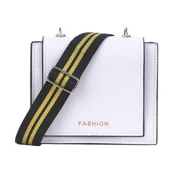 luxury handbags women bags designer Adjustable wide shoulder bag  crossbody bags for women Small white leather handbag цена 2017