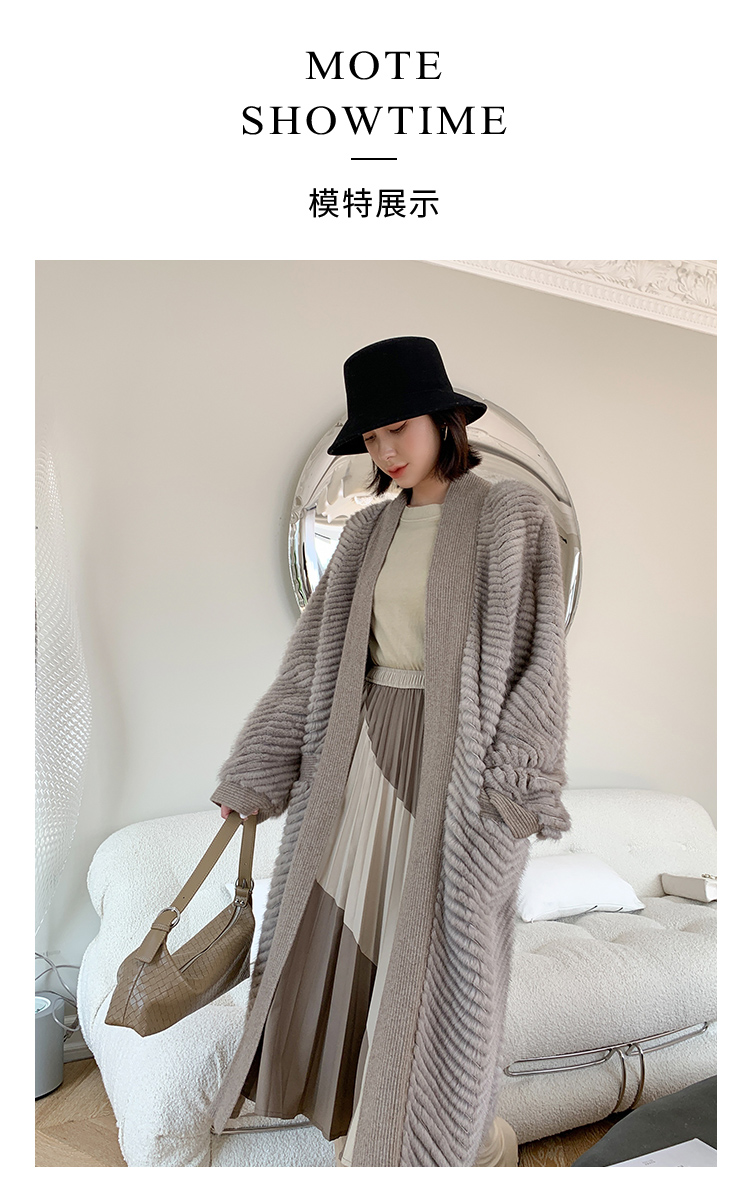 H8d3003c090794a2fb5db00c3a20e8f79h HDHOHR 2021 New High Quality Natural Mink Fur Coat Women With Belt Knitted Real MinkFur Jacket Fashion Warm Long For Female
