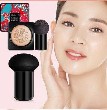 Air Cushion B.b Cream Waterproof Brightens Concealer Natural Face Powder Mineral Foundations Mushroom Sponge Whitening Make Up 1