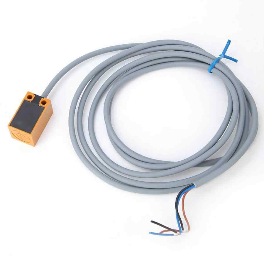 TL-Q5MC1 5mm 3 alambre inductivo Sensor de proximidad interruptor de detección NPN normalmente abierto DC 10-30V