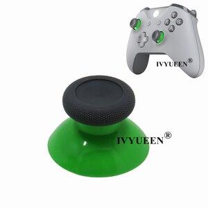 Image 5 - Ivyueen 50 個オリジナル 3D アナログ親指スティックグリップは xbox one × s コントローラサムスティックカバーゲームアクセサリー