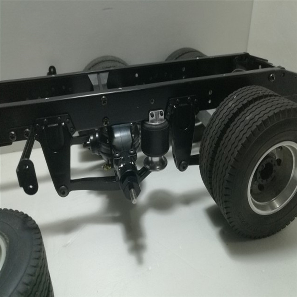 Airbag Promotion Liftable Suspension Kits for <font><b>Tamiya</b></font> <font><b>1/14</b></font> Scania 56335 Man <font><b>RC</b></font> Tractor <font><b>Truck</b></font> Upgrade Parts Accessories image