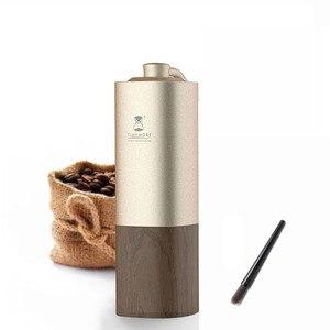 Дорогая ручная кофемолка для дома, офиса, путешествий, капельного кофе, эспрессо, французская портативная стальная мельница для кофе
