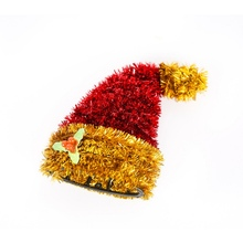 Get more info on the DIY Creative Sparkle Strips Woven Gifts Christmas Hat Tree Ornaments Interior Woven Christmas Hanging Decoration Pendants Decor