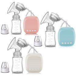 Электрический молокоотсос автоматический молокоотсос с бутылочкой для младенца материнская соска всасывающий молокоотсос USB зарядка