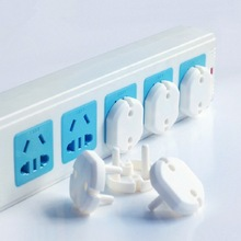 10Pcs Plug Protector Cover Cap Dust Covers Power Socket Safety Equipment Baby Safety Household Merchandises plastic Switch Cover
