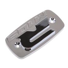 Алюминиевая Тормозная жидкость сцепления крышка резервуара для Suzuki M109R Ограниченная серия