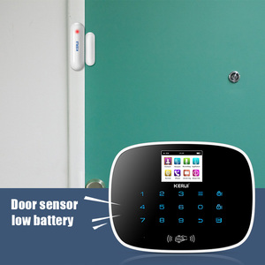 Image 5 - KERUI Wireless Door Gap Window Magnetic Sensor Detector Door Open Reminder 433MHz For Home Security Alarm System