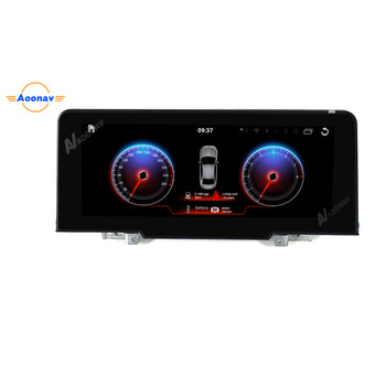 Car 2 din android stereo Radio screen multimedia player audio auto video GPS player for BMW F20 F21 F22 F23 F87 M2 2018 2019 image