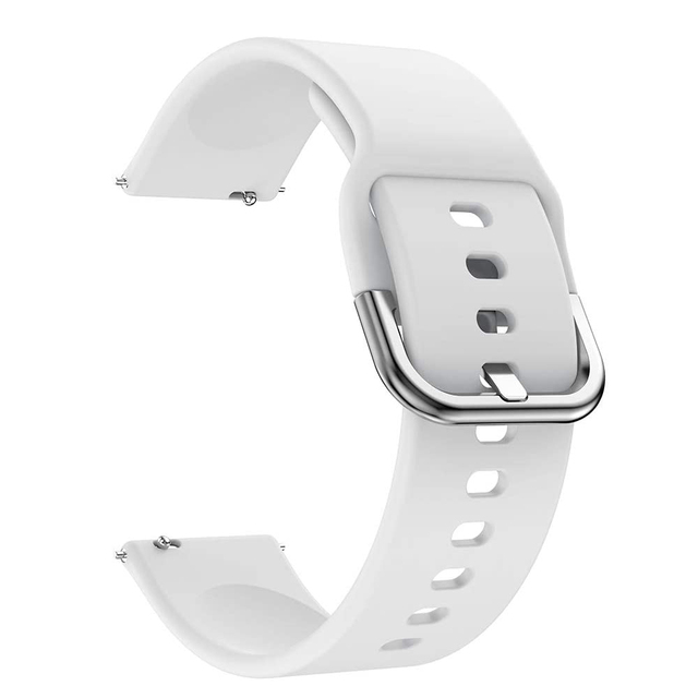YAYUU 20mm Silicone Watch Strap for Huami Amazfit GTS GTR 42mm Bracelet for Huami Amazfit Bip