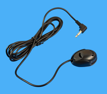 3.5mm External for Car DVD Stereo Radio Player Head Professionals Microphone Cute Mouse Pad Shape Mic image
