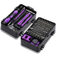 115/25 em 1 chave de fenda conjunto mini precisão chave de fenda multi computador pc dispositivo do telefone móvel reparação isolado mão casa ferramentas