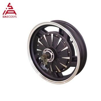 Motor QS de 16x3,5 pulgadas, 3000W, 260 V1.12, 70kph, gran oferta, motor BLDC de rueda con eje dual, motor de cubo para moto eléctrica/motocicleta eléctrica