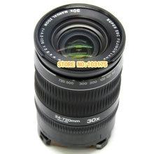 98% novo conjunto da unidade de lente zoom óptico repair parte para fuji fujifilm hs25 hs28 exr