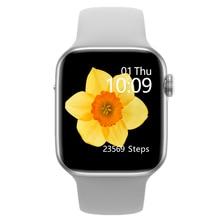 Bluetooth Call smartwatch IWO W34 44mm Watch 5 Smart Watch Men Women ECG Heart Rate Monitor Activity Tracker VS IWO 8 IWO 12 B57 iwo12 plus smart watch for android ios phone 44mm series 5 watches men women bluetooth call heart rate smartwatch vs iwo 12 13