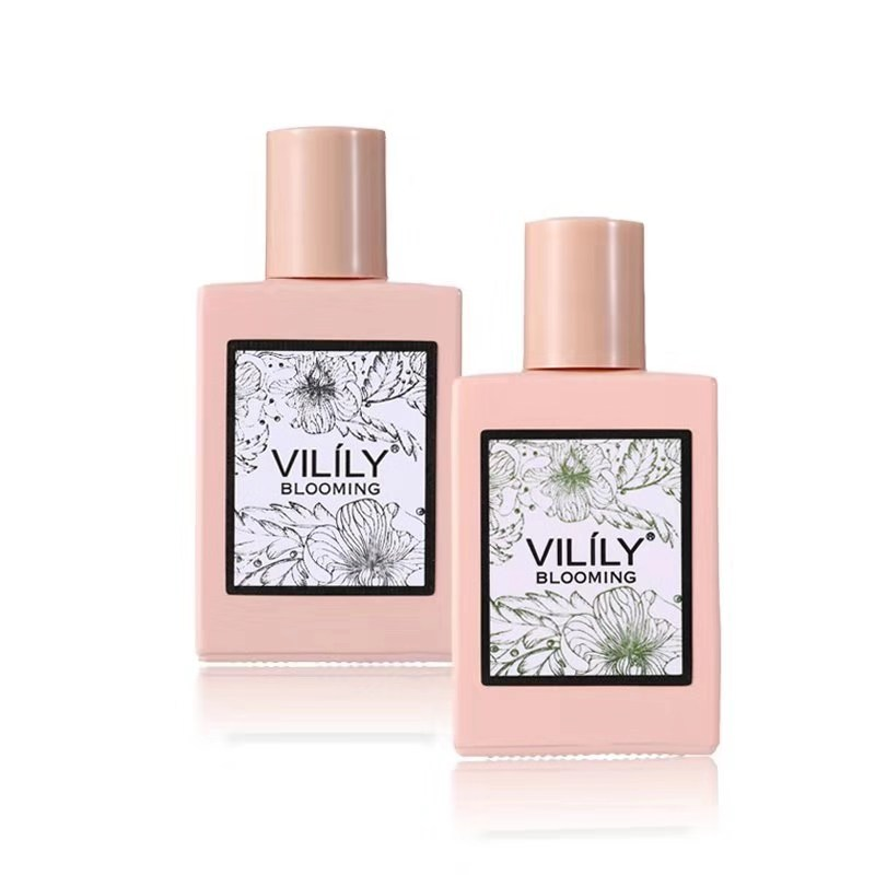 Perfume Lady  Encounter Light Fragrance, Fresh And Natural Enduring Girl's Gift Web Red INS Women Perfume Lasting Flower