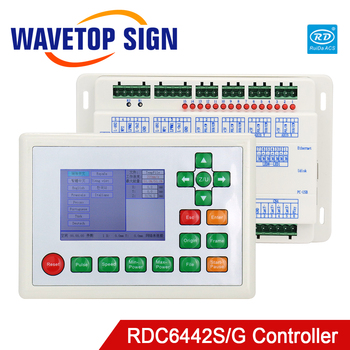 Ruida RDC6442G Co2 Laser DSP Controller use for Engraving and Cutting Machine RDC 6442 6442G RDC6442S - discount item  37% OFF Machinery & Accessories