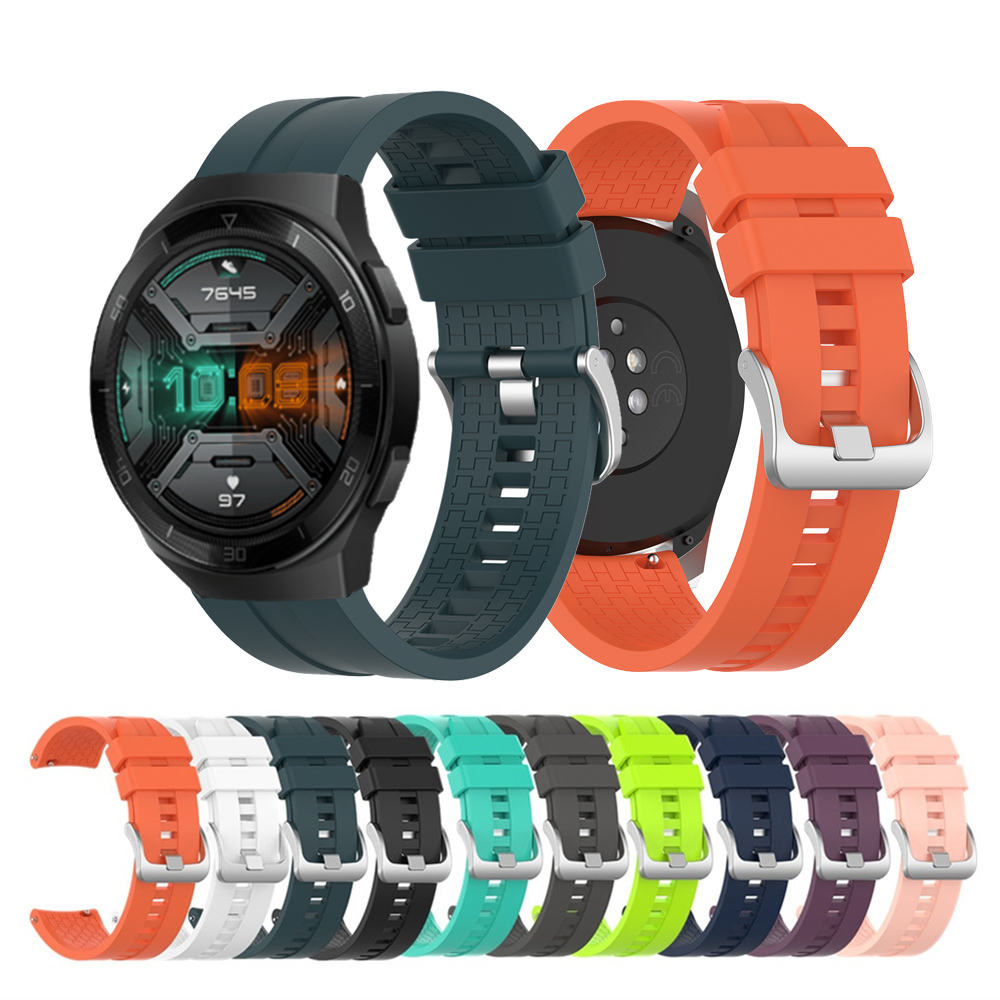 22mm for Huawei GT 2E GT2 2 <font><b>46mm</b></font> <font><b>Strap</b></font> for <font><b>Samsung</b></font> Galaxy watch <font><b>46mm</b></font> Frontier bracelet band for Huami Amazfit Stratos watchbands image