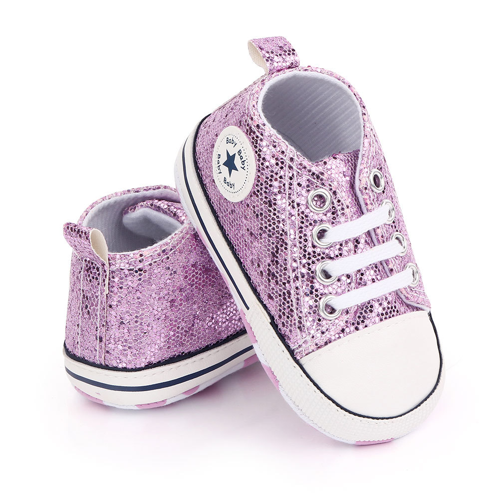 2020 New Arrival Baby Boys Girls Shoes Canvas Print First Walker Infant Toddler Anti-Slip Prewalker Indoor Shoe For Dropshipping 6
