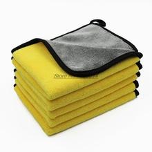 30cm * 30 ręcznik pokrowiec na motocykl na akcesoria Harley Touring Cb190 Cbr 150 Nmax 155 Bmw R1200Gs Lc przygoda Yzf r6 Multistrada tanie tanio AutoJZWT 0 01inch Uniwersalny CZ005 High-density polyester-polyester coral fleece fabric 0 06kg Motorcycle body towel 30*30