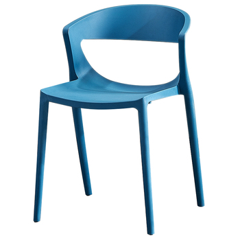 Chair Back Stool Dining Chair Household Plastic Chair Modern Simple Nordic Restaurant Net Red Sales Office Negotiating Tables An