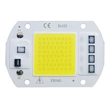 COB LED Lampe Chip AC 220V Led-lampe 10W 20W 30W 50W IP65 High Power smart IC DIY flutlicht Birne Scheinwerfer Im Freien Chip Lampe cheap Rosensuotich 2700K ~ 6500K 3W High Power Bedroom 2000 lumen Oben Stab 30000 LED-Leuchten Scheinwerfer-Birne Epistar ROHS