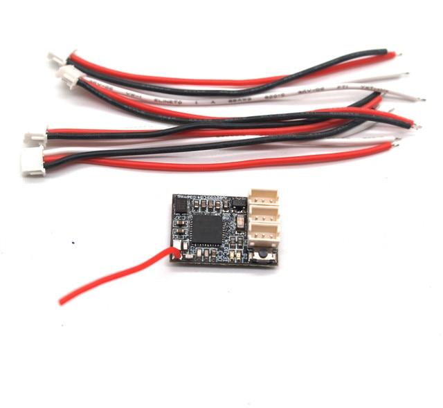 DasMikro 2.4GHz ASF CH3 Micro Receiver Unit for KO Propo Mini Z AMZ AMR RC Car Parts
