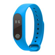 M2 Smart Bracelet Touch Screen Heart Rate Monitoring Sleep Tracker Smart Wristband Sports Smart Bracelet(China)