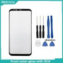 S8 S8 Plus S9 Note 8 Note 9 10 Voor Outer Glas Lens Cover Met Oca Lijm Voor Samsung Galaxy s10 S10 Plus Lcd Glas & Gereedschap