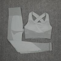Grey set 2 PCS