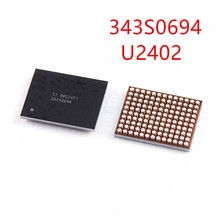 5pcs/lot 343S0694 black Touch screen Touch IC chip for iPhone 6 6Plus 6P 6G U2402