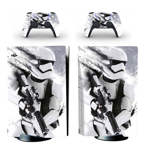 Image 5 - Wart Style PS5 Disc Edition Skin Sticker for Playstation 5 Console & 2 Controllers Decal Vinyl Protective Skins Style 4