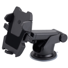 נשלף אוניברסלי סוגר נעילה אוטומטית נייד מכונית טלפון בעל שמשות הר יניקה כוס ABS Rotatable תמיכה אבזרים