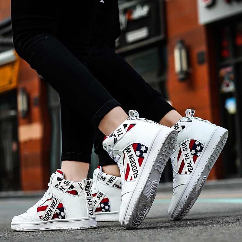 2020 hombres mujeres zapatos casuales deporte AF 1 React Forced One Sneakers tendencia de Color blanco zapatillas Max tamaño 46 US 12 zapatos