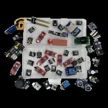 45 in 1 센서 모듈 arduino 용 스타터 키트, 37in1 센서 키트 37 in 1 센서 키트 whit box