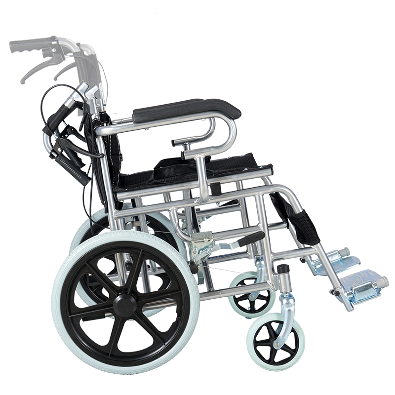 Heng Hubang Wheelchair Fold Light Portable Exceed Light The Elderly Old Age Small-scale Travel Disabled Walk Instead Driver